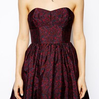 Jack Wills Charlton Paisley Dress