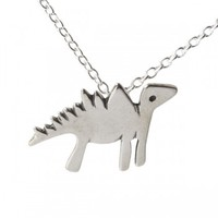 Little Dinosaur Necklace