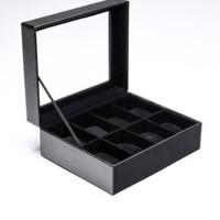 8 Piece Watch Box
