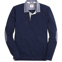 Men's Chambray Rugby Shirt