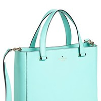 kate spade new york 'park avenue sweetheart' leather crossbody tote | Nordstrom