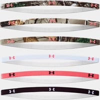 Women's UA Outdoor Mini Headbands