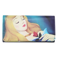Disney Sleeping Beauty Flap Wallet