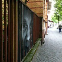 Puzzling street art from Berlin —  Lost At E Minor: For creative people