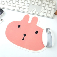Animal Face Mouse Pad