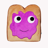 YUMMY Breakfast Jam Toast Plush Toy 16-Inch | Kidrobot