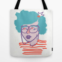 iEYEglasses Tote Bag by Ben Geiger