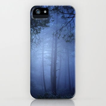Fantasy forest iPhone & iPod Case by Guido Montañés