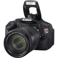 Canon - EOS Rebel T3i Digital SLR Camera with 18-135mm IS Lens - Black