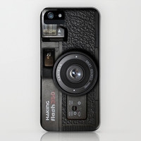 Camera II iPhone & iPod Case by Nicklas Gustafsson