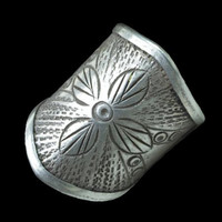 Beautiful And Unique Flower Silver Ring - Tribal Jewelry - Ethnic Jewelry - Unisex Jewelry - Native American Jewelry - Indian Jewelry