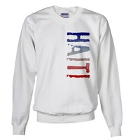 Haiti Haiti Sweatshirt by CafePress