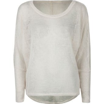FULL TILT Essential Open Knit Womens Sweater