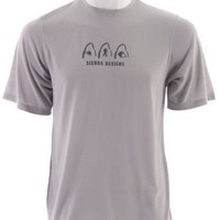 Sierra Designs Adventures T-Shirt Grey