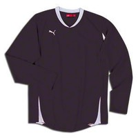 PUMA PWR-C 5.10 Long Sleeve Shirt BLK/WHT