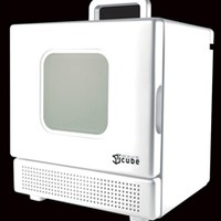 600 Watt Personal Desktop Microwave - White College Supplies Best Dorm Decorations Cool Stuff For College Cooking