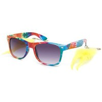 FULL TILT Feathers Sunglasses