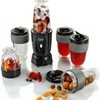 17 PCS Personal College Blender Healthy Dorm Snacks Appliances Cooking Smoothies