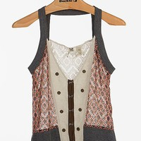 Gimmicks By BKE Pieced Vest