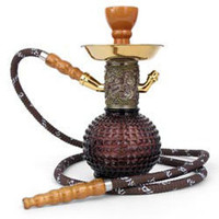 Mya Bambino (1 hose) Hookah - Small Mya Hookahs at Hookah and Shisha Central