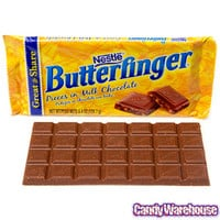 Butterfinger Giant Size Candy Bars: 12-Piece Box