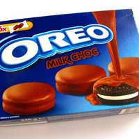 LIMITED EDITION-Chocolate covered OREO- Dipped in chocolate-IMPORTED from GERMANY-Shipping from USA
