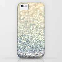 Snowfall iPhone & iPod Case by Lisa Argyropoulos
