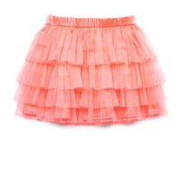Fancy Tulle Skirt (Kids)