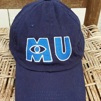 Monsters University Hat