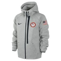 Nike Store. Nike Tech Fleece 3.0 Full-Zip (USA) Men's Hoodie