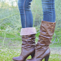 Closet Candy Boutique · Have It Your Way Boots - Chocolate