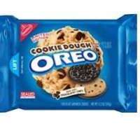 Nabisco Oreo COOKIE DOUGH Cookies 15.25 oz Limited Edition COOKIES