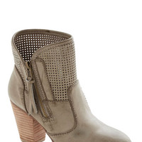 For Better or For Perf Boot | Mod Retro Vintage Boots | ModCloth.com