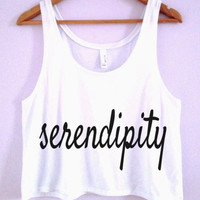 Serendipity Crop-Top