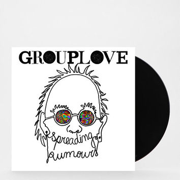 Grouplove - Spreading Rumors LP+MP3 - Urban Outfitters