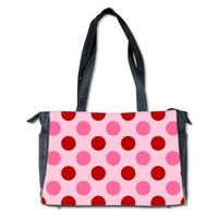 Polka Dot Pattern 001 Diaper Bag> Polka Dot Pattern 001> 93 Day Dreams