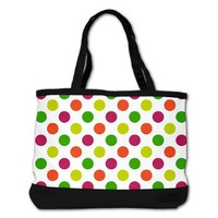 Polka Dot Pattern 002 Shoulder Bag> Polka Dot Pattern 002> 93 Day Dreams
