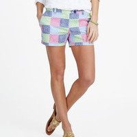 Whale Patchwork Dayboat Shorts