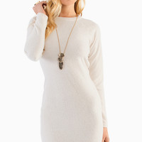 Basic Discrepancy Crew Dress $56