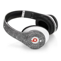 Beats Studio Full Headphone Wrap in Sparkling Silver (headphones not included)