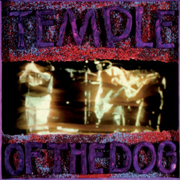 Temple Of The Dog - Temple Of The Dog (Black Vinyl)