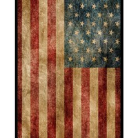 American Flag Rugged Premium iphone 5 / iPhone 5S case - Fits iphone 5, iPhone 5S T-Mobile, AT&T, Sprint, Verizon and International (Black)