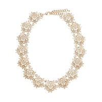 Daisy Floral Embellished Collar - Forever New