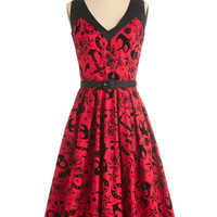 Shake, Rockabilly, and Roll Dress
