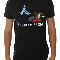 Regular Show Lawnmower T-Shirt 2XL