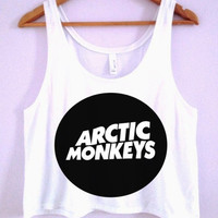 Arctic Monkeys Crop-Top