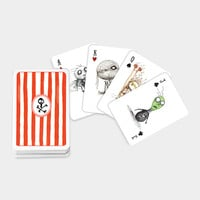 Tim Burton's Playing Cards | MoMA