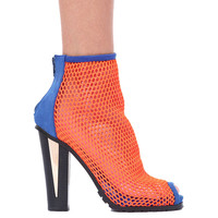 Privileged Yara Bootie in Orange