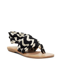 BeeBop Scarf Sandal - Dirty Laundry - Victoria's Secret