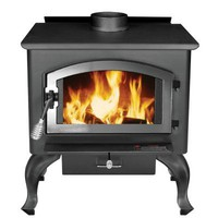 United States Stove Wood Stove with Blower, Large, EPA Certified - Tractor Supply Co.